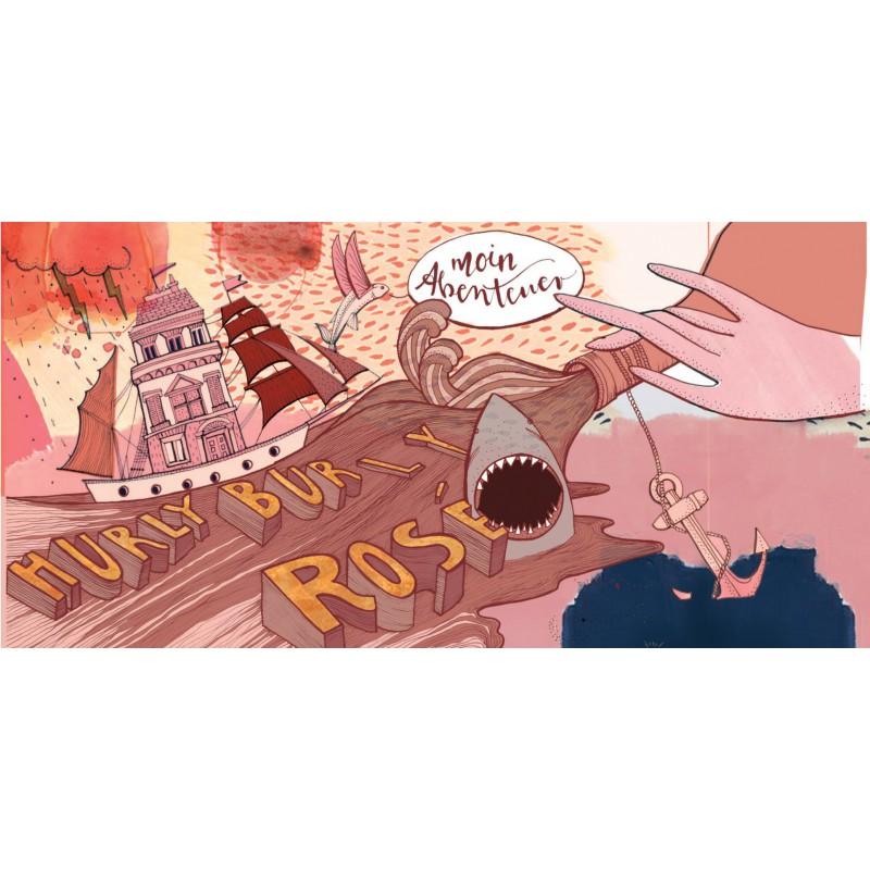 2019 Weinschwestern Hurlyburly Rose trocken