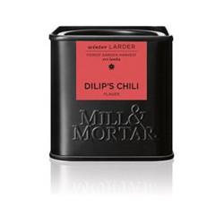 Mill & Motar - Dilip's Chili -bio