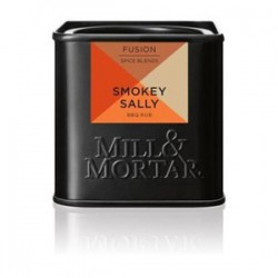 Mill & Motar - Smokey Sally - bio