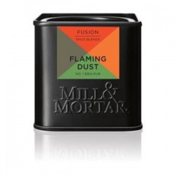 Mill & Motar Flaming Dust N°1 BBQ rub -bio