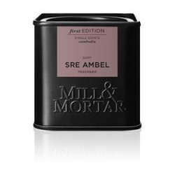 Mill & Motar Black Sre Amble Pfeffer -bio
