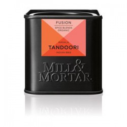 Mill & Motar Masala Tandoori Indian BBQ -bio