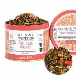 Terre d'Oc - Jolie Tisane Fruitèe - Apfel