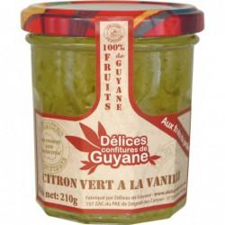 Delices  - Couleur de Guyane - Konfitüre Limette - Vanille