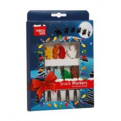 Vacu Vin Snack Makers - Christmas Crowd