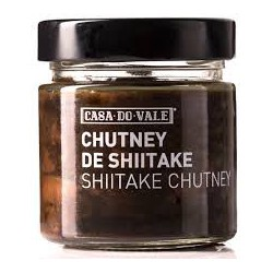 Casa do Vale - Chutney aus Shitake Pilzen