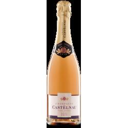 Champagne de Castelnau brut Rosé