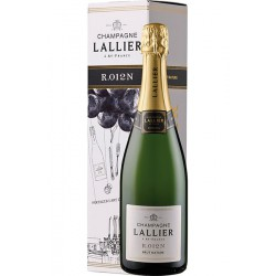 Champagne  L'Allier - R.012 N Brut Nature - Geschenkbox
