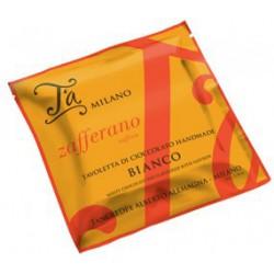 T'a Milano - Bianco - Weisse Schokolade mit Safran