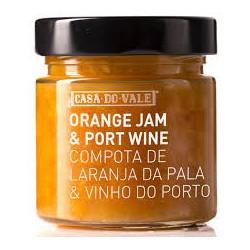 Casa do Vale - Orangenmarmelade mit Zitrone