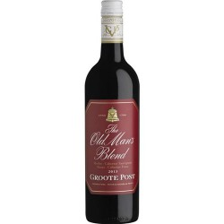 2012 Old mens blend red