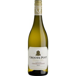 2015 Groote Post Chardonnay unwooded