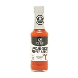 Fynbos Fine Foods - African Ghost Pepper Sauce Stufe 12/10