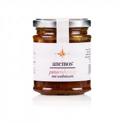 Anemos - Pinien Honig mit Walnüssen