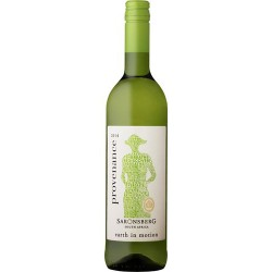 2014 Saronsberg Provenance Earth in motion white