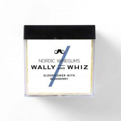 Wally And Whiz - Nordic Gourmet Winegums Elderflower & Blueberry