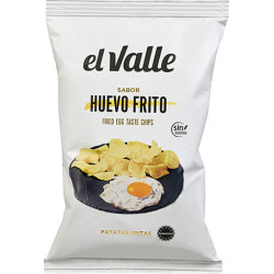 El Valle - Patatas Fritas Fried Eggs