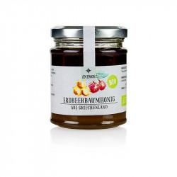 Anemos - Bio Erdbeerbaum Honig