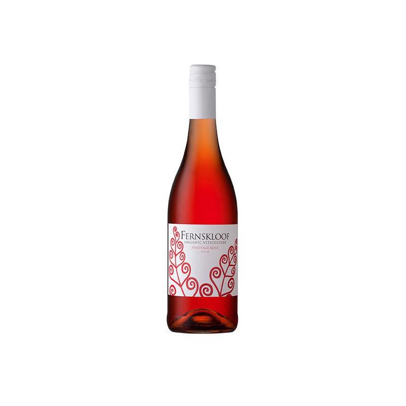 2012 Fernskloof Pinotage rose -bio