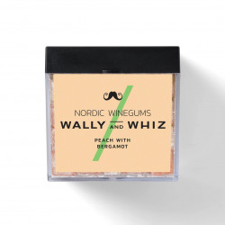Wally and Whiz - Nordic Gourmet Winegums Peach & Bergamot