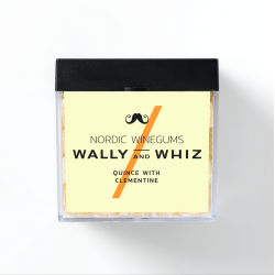 Wally and Whiz - Nordic Gourmet Winegums Quitte & Clemetine