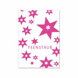 Postkarte - Feinstaub