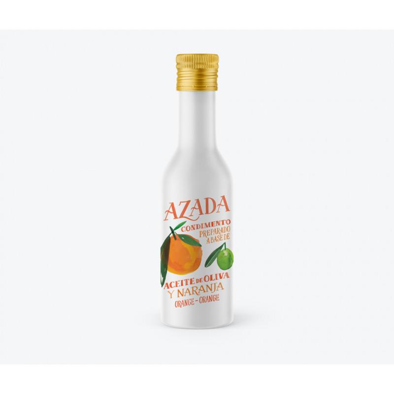 Azada - Olivenöl Extra mit Orangen bio 0,225 Liter