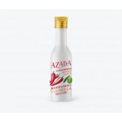 Azada - Natives Olivenöl Extra mit Chili Bio 0,225 Liter