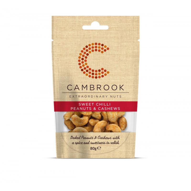 Brilliantly Baked Sweet Chilli Peanuts & Cashews
