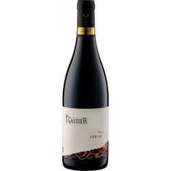 Vignobles Michel Gassier - 2018 Fleur de Syrah AOC -bio
