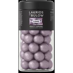 Lakrids by Bülow - LOVE - Fruity Caramel regular
