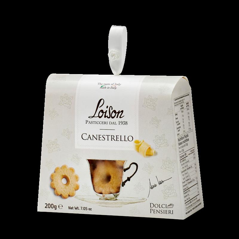 Biscotti Burro Canestrelli in astuccio - Butterkekse