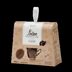 Biscotti Burro Caffé  in astuccio - Kaffee Butterkekse
