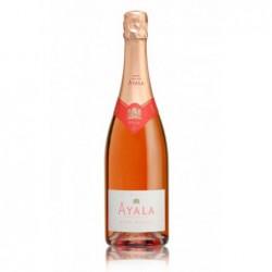 Champagne Ayala brut majeur rose