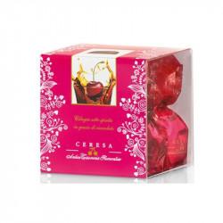 Ciliegia sotto spirito in gusto di ciocolato - Schokolade gefüllt mit Kirschen