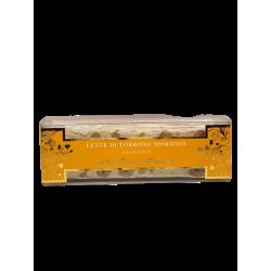 Fette di Torrone morbido con nocciole - Edles Nougat mit Haselnüssen