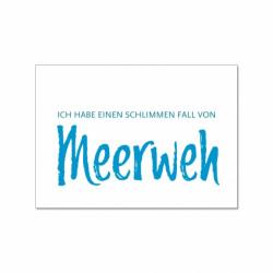 Postkarte - Meerweh