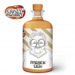 Crazy Granny - Pfirsich Likör