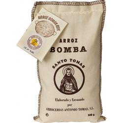 San Tomas Arroz Bomba D.O. Valencia 0,500 Kilogramm