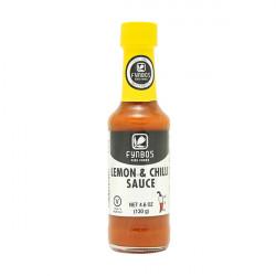 Fynbos Fine Foods - Lemon & Chili Sauce Stufe 5/10