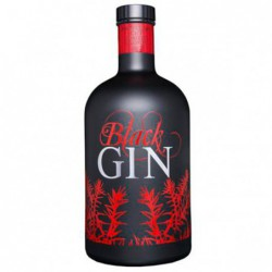 Gansloser Black Gin Distillers Cut