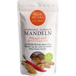 Almendras FDS & Tap de Corti - Bio - Sweet/Pikant - Mandeln mit Paprikapulver aus Mallorca - süß/pikant