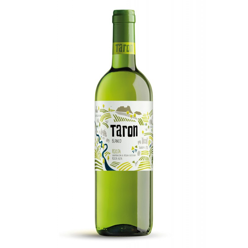 2013 Bodegas Tarón Rioja blanco