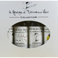 Romano Levi Grappa Geschenk Box