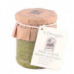 Pesto Ligure delicato senza aglio