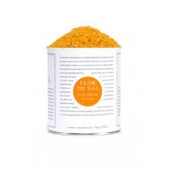 Flor de Sal d'es Trenc - Flor de Sal mit Curry aus Sri Lanka